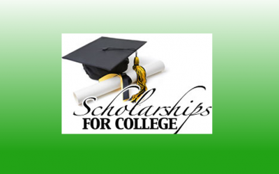 Scholarship Applications are Due April 2nd