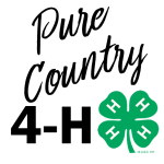 Pure Country 4-H